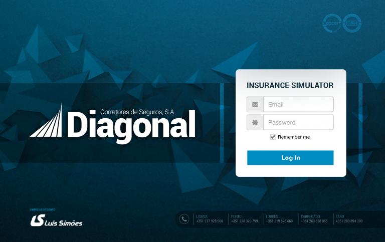 Insurance Simulator [Login]