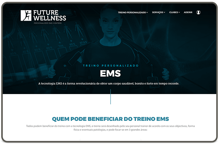 EMS Training page [header]
