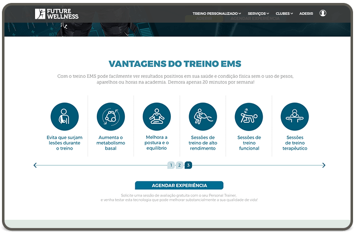 EMS Training page [view 06]