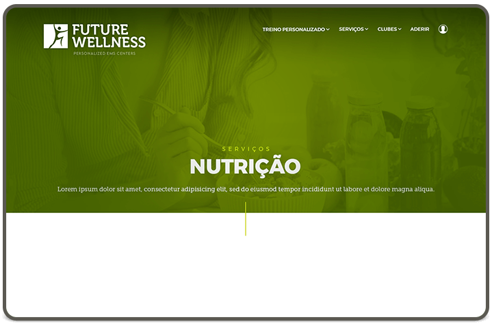 Nutrition page [header]